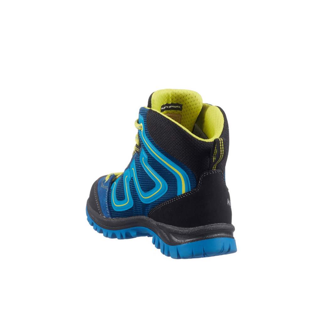 raptor k gtx kid blue lime