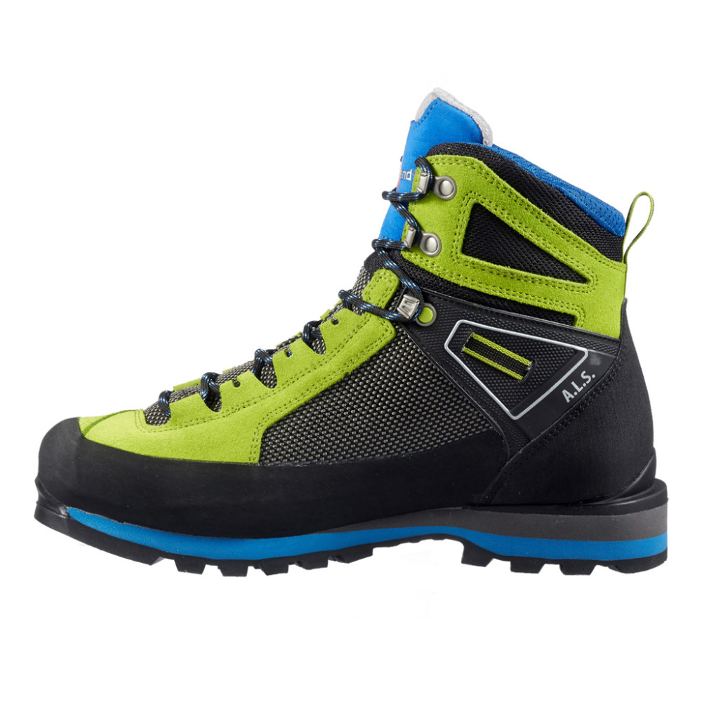 cross mountain gtx lime