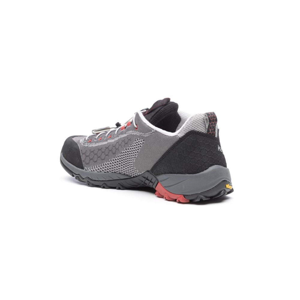 alpha knit grey - scarpa da speed hiking