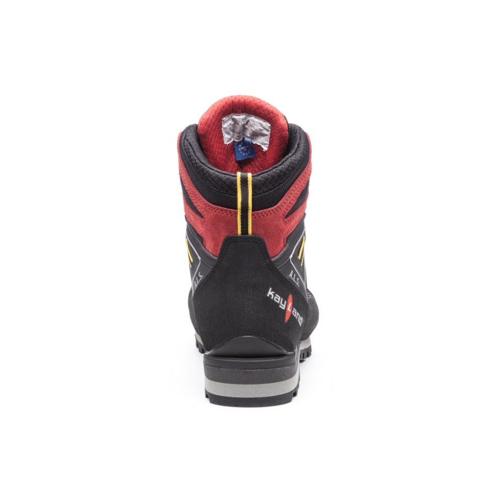 cross mountain gtx red backpacking boot