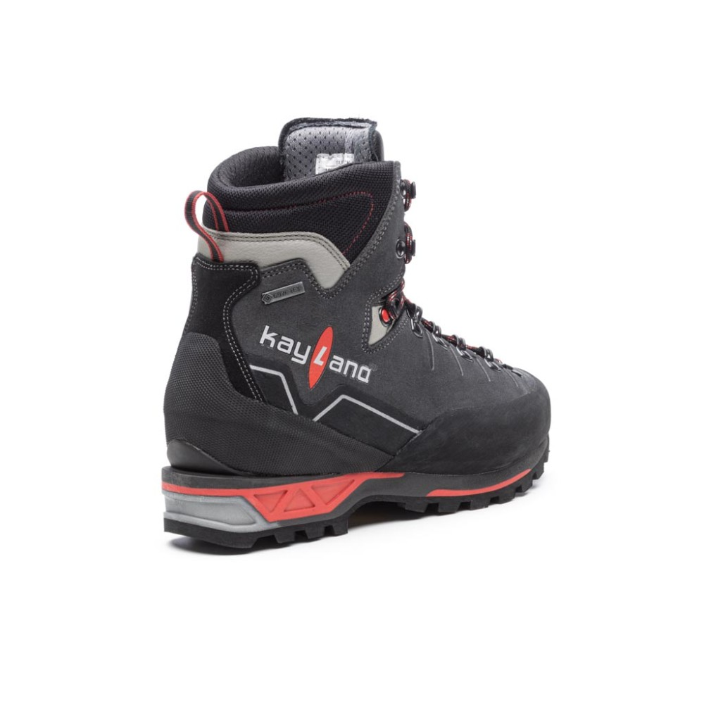 super rock gtx dark grey-red