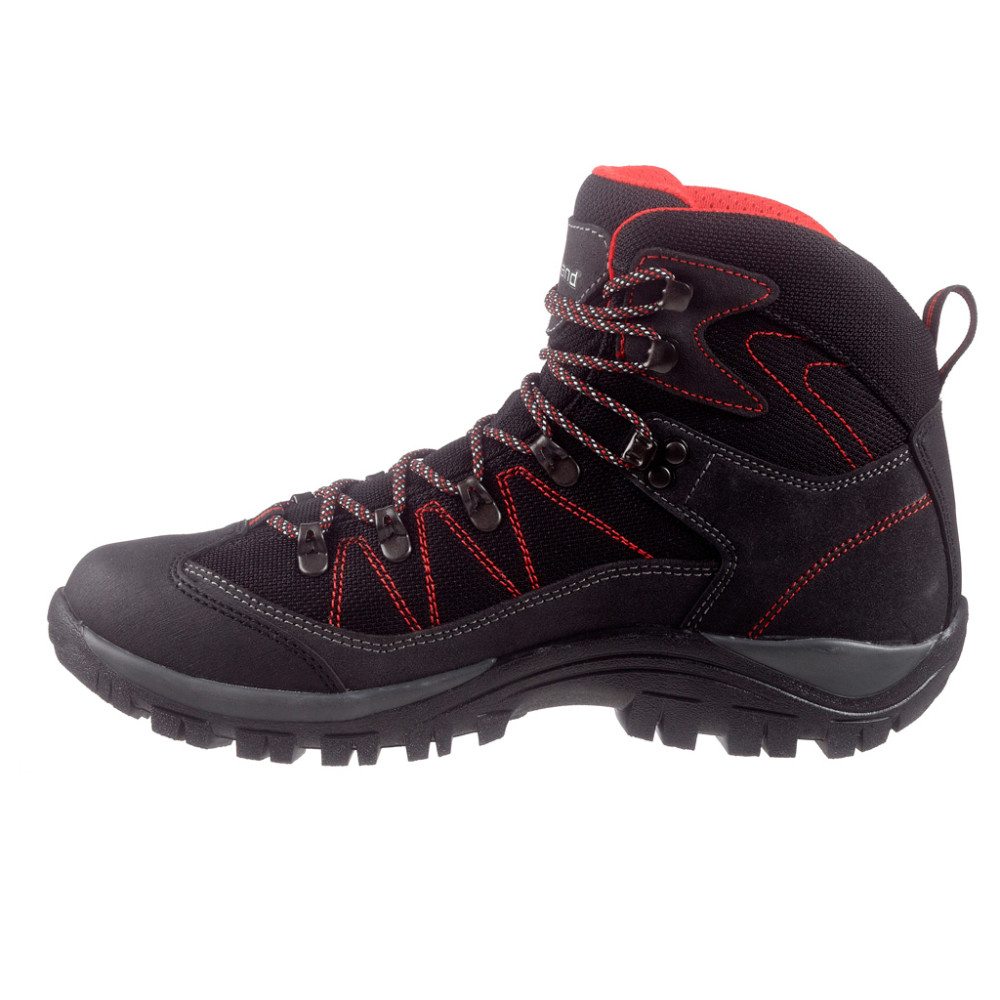 ascent k gtx black red