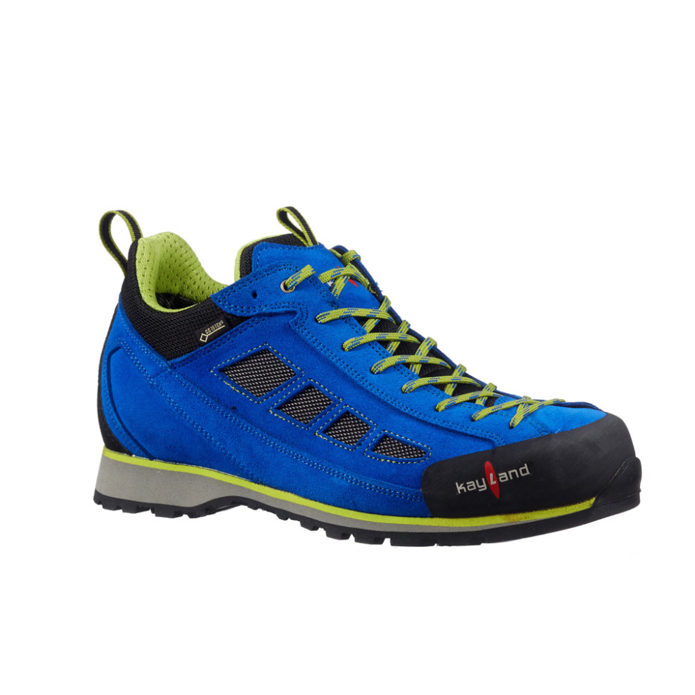 spyder low gtx blue lime