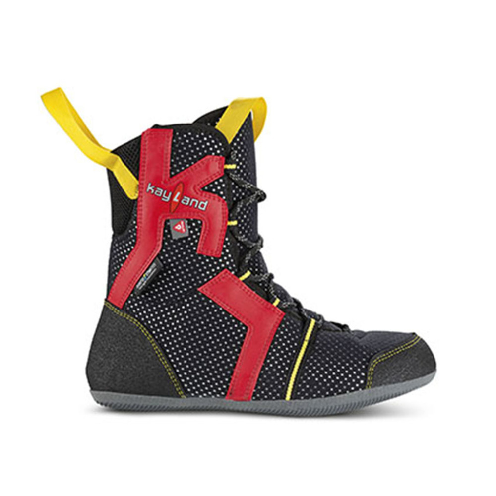 8001 black red - scarpone da alpinismo e arrampicata