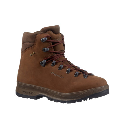 pamir gtx brown backpacking boot