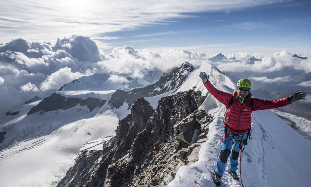 Climbing passion | Gabriel Motica reflects on his beloved mountains