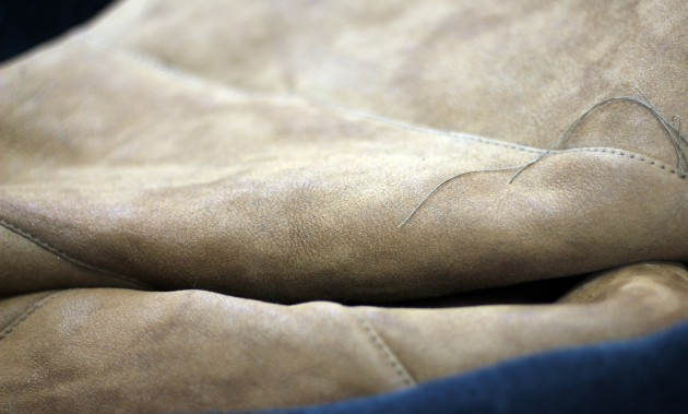 Suede leather | Kayland suggestions for a correct care and maintenance