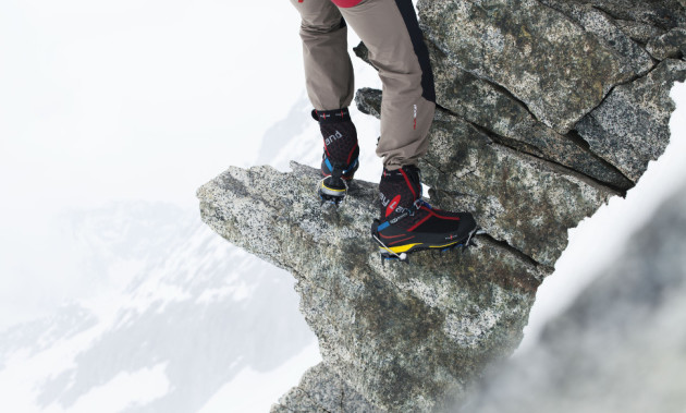 4001 GTX | Ultra-technical boot for high altitude mountaineering