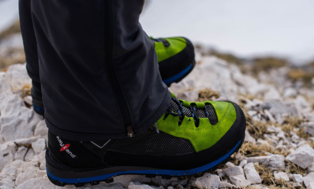 CROSS MOUNTAIN GTX | Versatile boots for mixed terrains