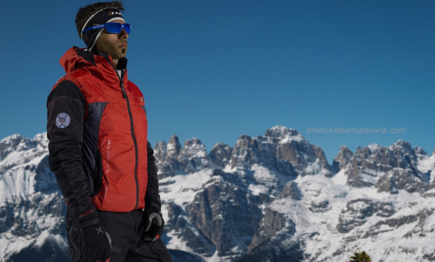 LUCA MONTANARI | Experience the mountain in perfect balance between body and mind