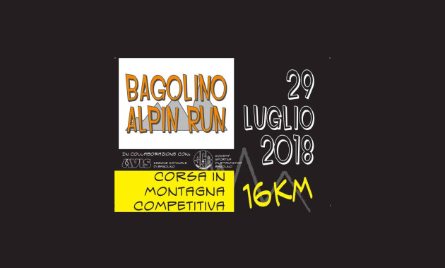 BAGOLINO ALPIN RUN 2018 | The partnership with Kayland is strengthened