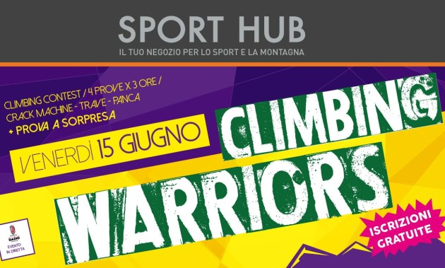 CLIMBING WARRIORS 2018 | Kayland partners with SportHub in Lecco