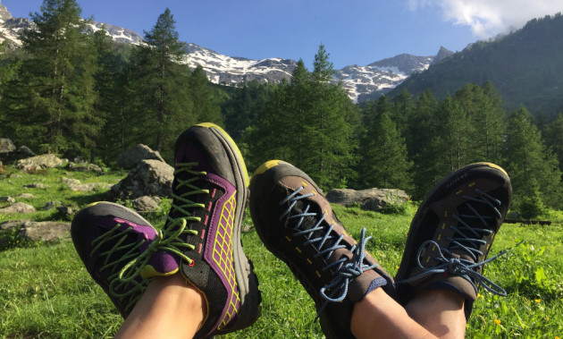 RIFUGIO TOESCA | In the heaven of Orsiera, few kilometer from Turin