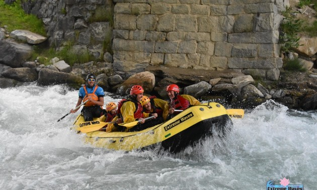 EXTREME WAVES Free your adrenaline in Val di Sole