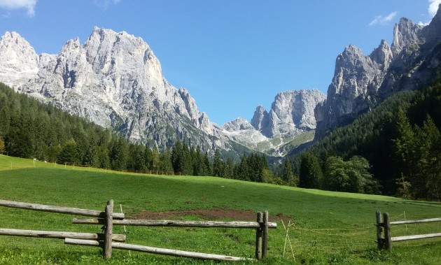 Pale of San Martino | A magic landscape in the Alps