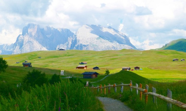 SEISER ALM | The widest plateau of Europe