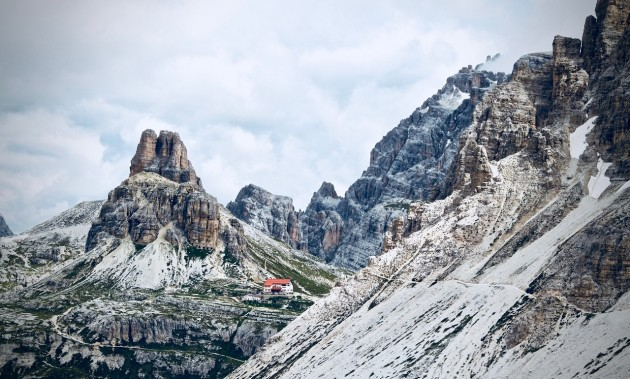 LOCATELLI HUT | An exclusive view on the Tre Cime