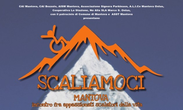 SCALIAMOCI | A meeting of life climbers