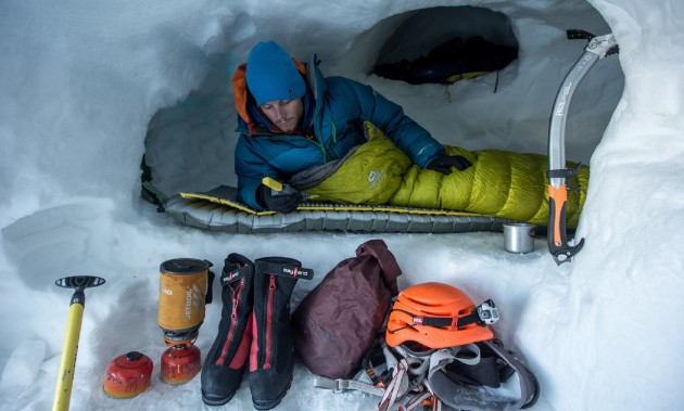 CHOOSING THE SLEEPING BAG | Knowing the differences