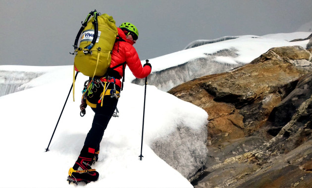 PUMORI REPORT | Teofil Vlad opens a new route on Pumori Peak
