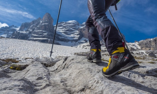 CROSS MOUNTAIN GTX | The top for versatility and performances