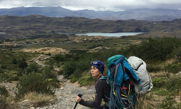 UPDATE FROM FATIMA GIL | On the top of Torre del Paine