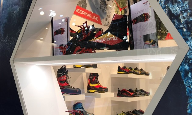 ISPO SHOW REPORT | Qualified attendance and interest for the brand