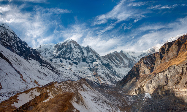 ANNAPURNA | The most dangerous eight-thousand?