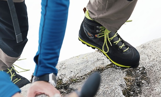 CROSS MOUNTAIN GTX | A sturdy crossover for all conditions