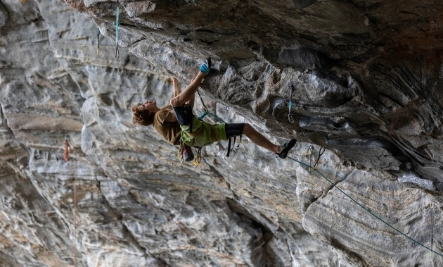 SEB BOUIN ON THE SILENCE | The hardest route in the world