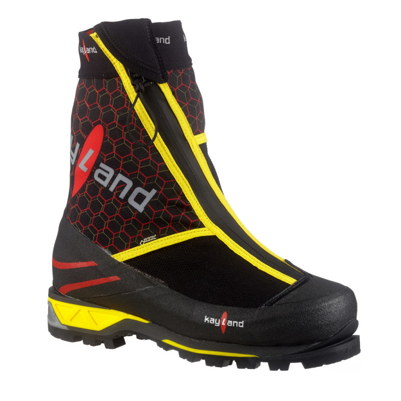 4001 gtx black red - mountaineering and climbing boot