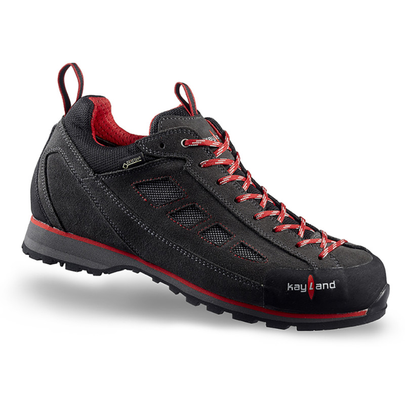 spyder gtx anthracite red
