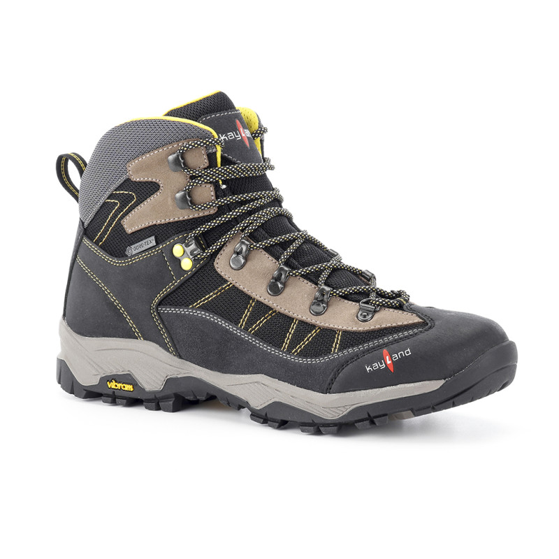 taiga gtx black almond - men's mountain boots