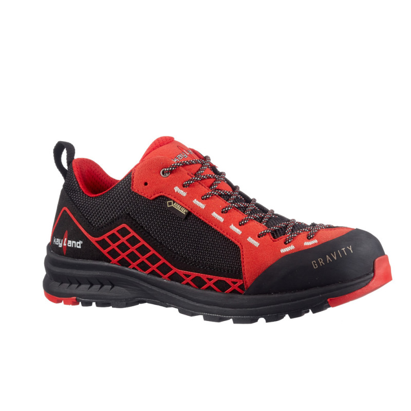gravity gtx black red
