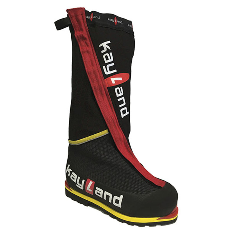 8001 gtx black red - mountaineering and climbing boot