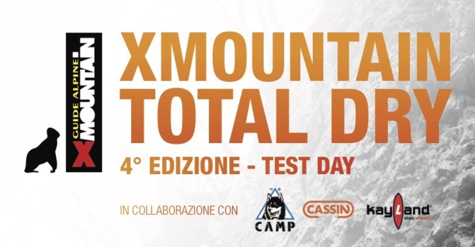 XMOUNTAIN TOTAL DRY TEST DAY