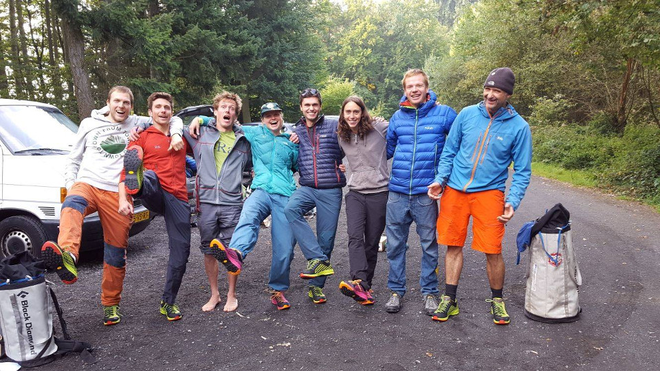 Expeditie Academie | A real mountaineering and hiking academy