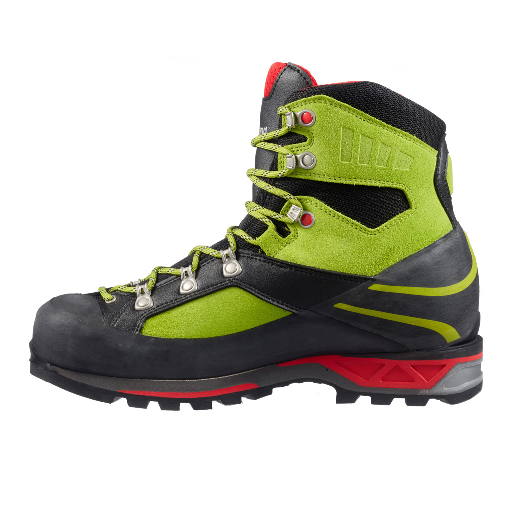 apex rock gtx black lime
