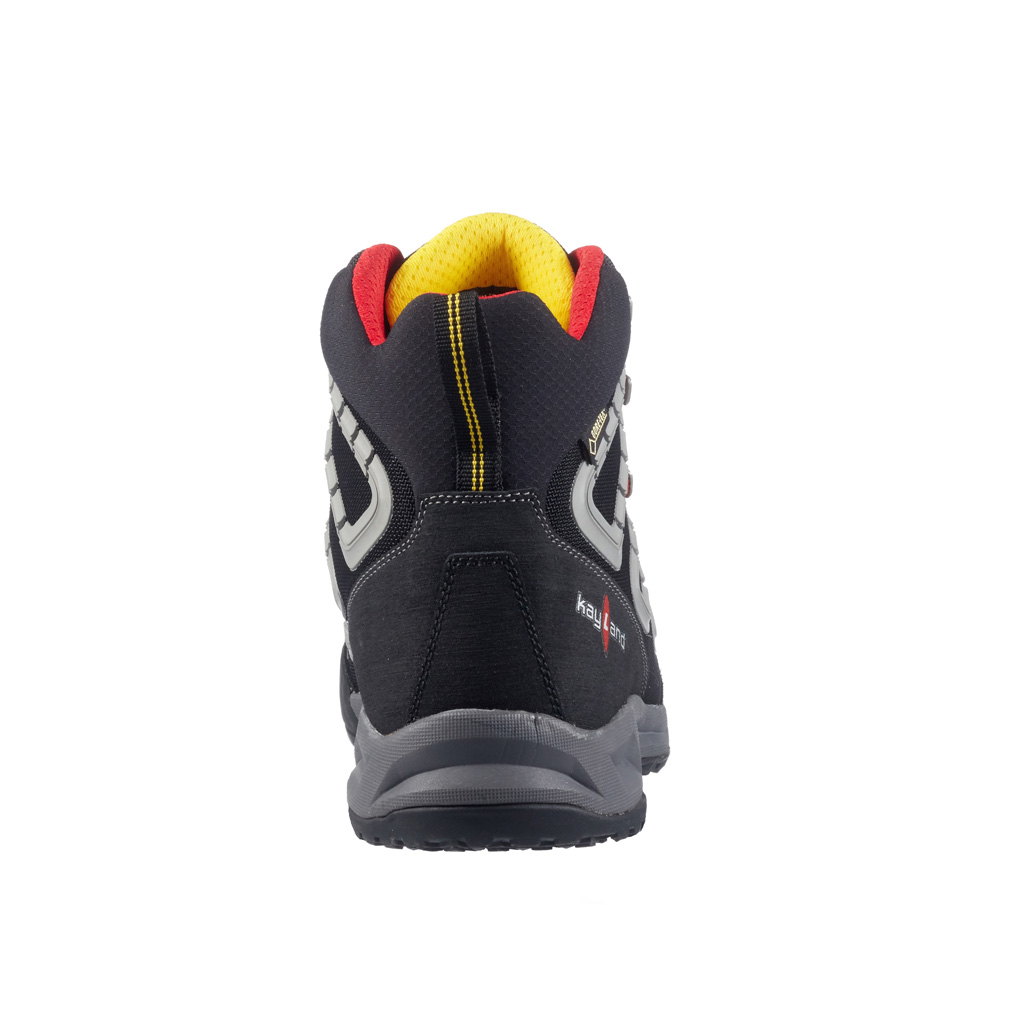 raptor k gtx black red