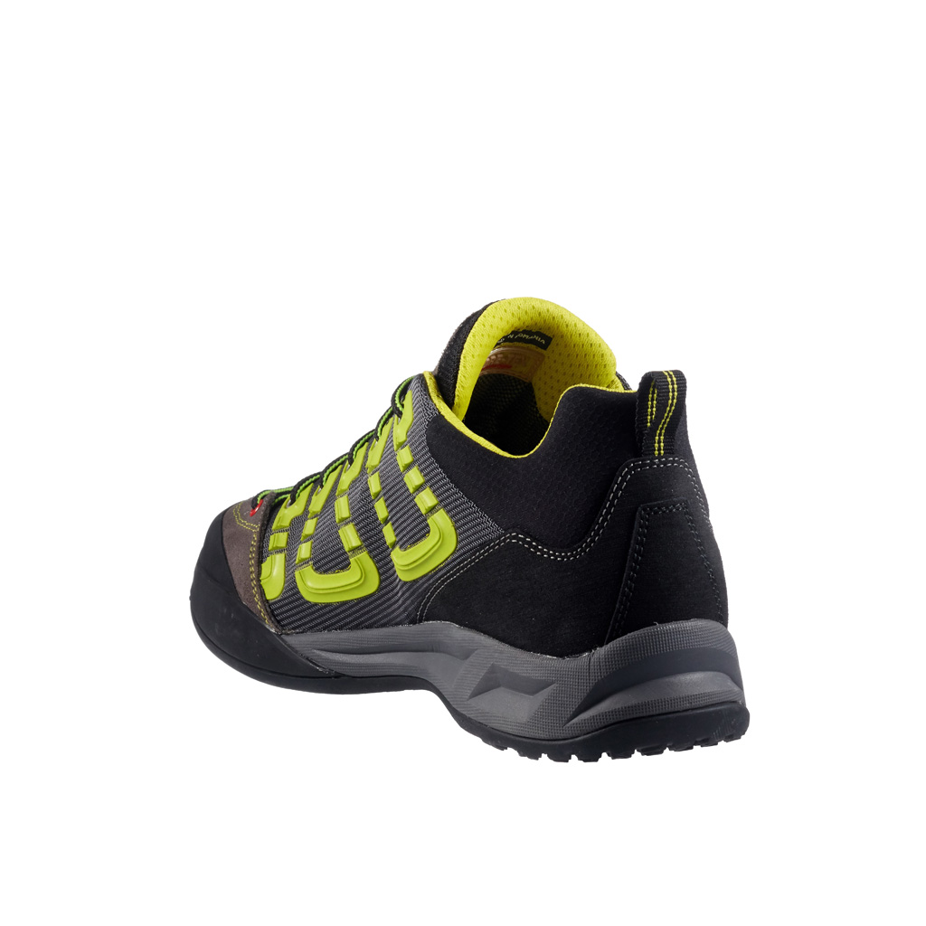 raptor k low gtx grey lime